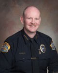Modesto Police Chief Galen Carroll