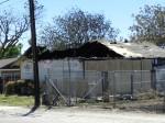 Burned Home Modesto