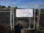 Toxic Waste Site Modesto