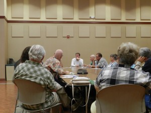 Water Coalition Meeting September 17 2014