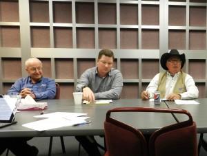 MID Directors Mensinger, Wenger, and Byrd