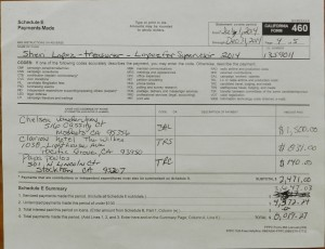 Page 4 of Dave Lopez's 460 Form