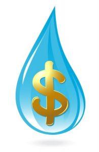 Dollar a drop?