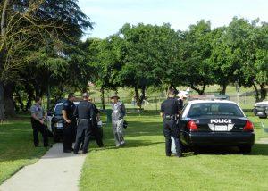 Police in the Park
