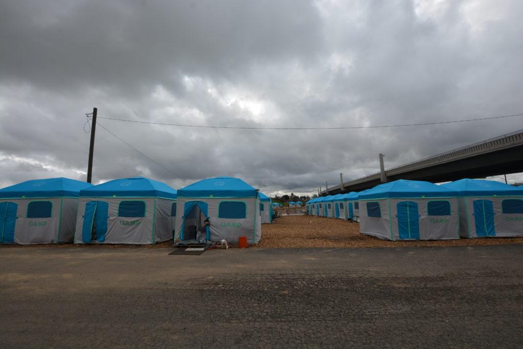 Modesto Outdoor Emergency Shelter
