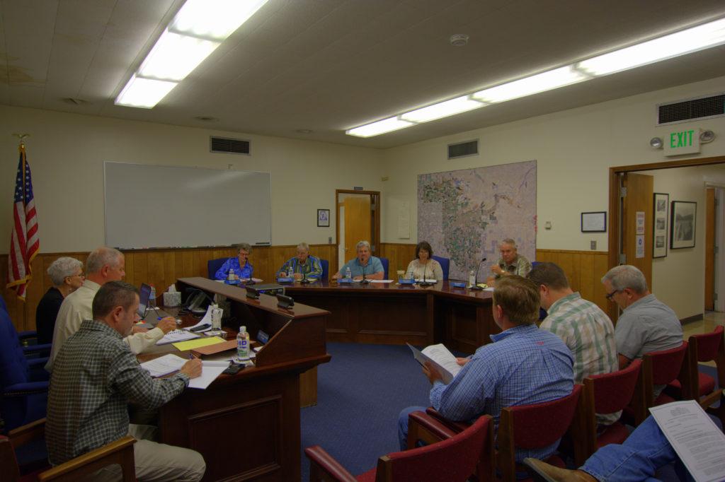 Oakdale Irrigation District Board of Directors