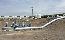 Trinitas pumping station