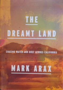 Book cover:  The Dreamt Land