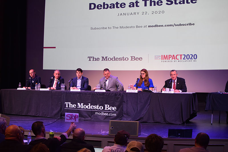 Debate State Theater January 22, 2020