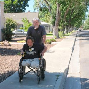 Frank Ploof and Alan Davis Modesto July 2020