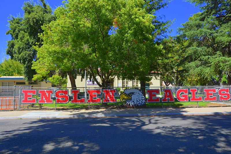 Enslen School 5 August 2020 Modesto