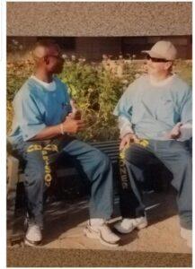 Michael Baldwin at Corrections