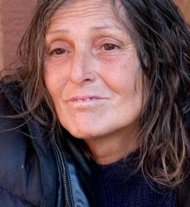 Mary Baca, Modesto, November, 2020