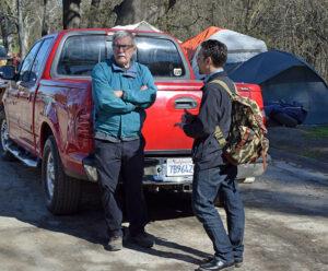 Greg Pensinger and Frank Ploof