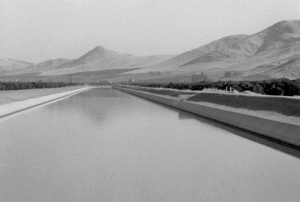 Friant Kern Canal circa 200