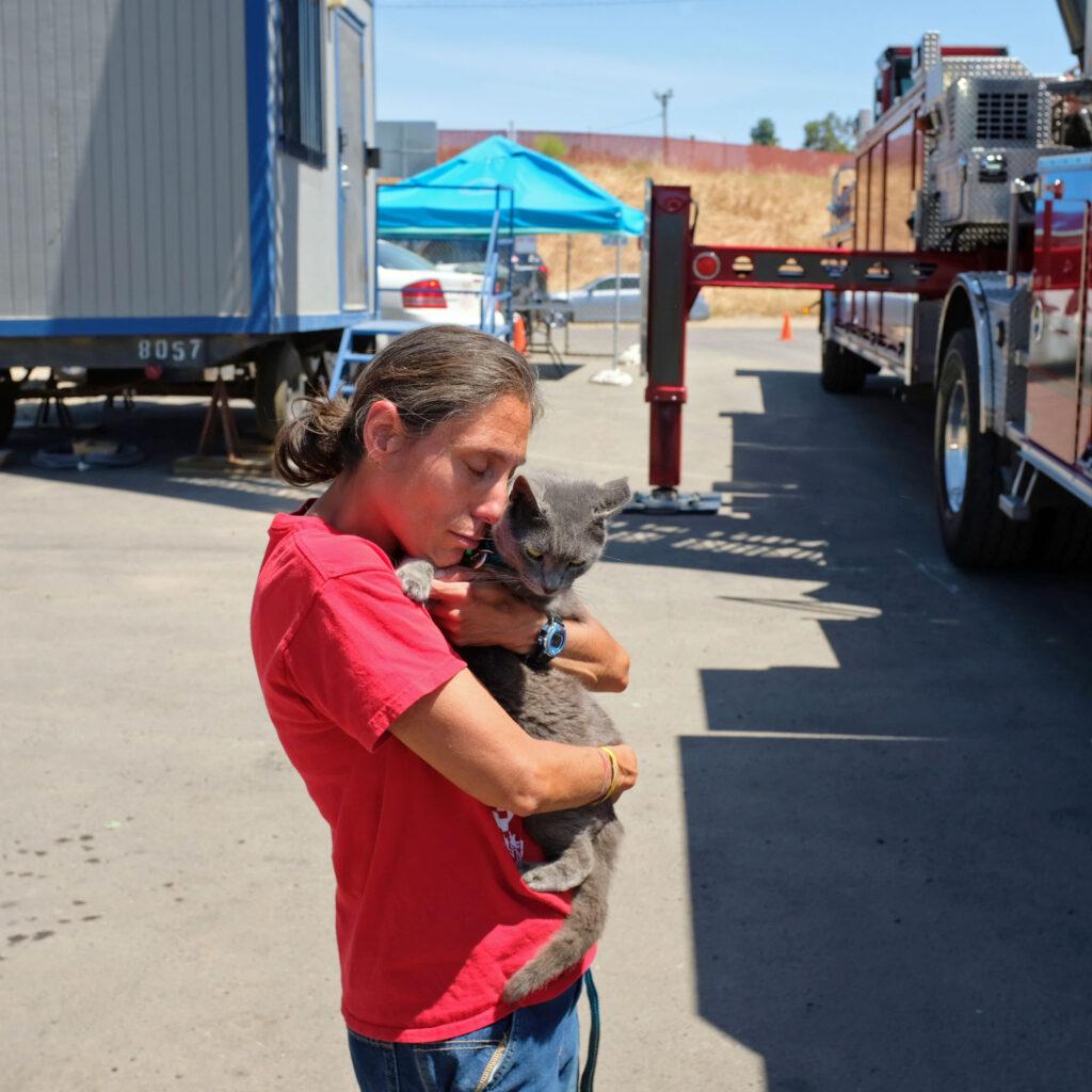 Sherry Lopez Modesto Outdoor Emergency Shelter 2019
