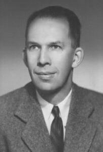 Merrill Goodall circa 196-